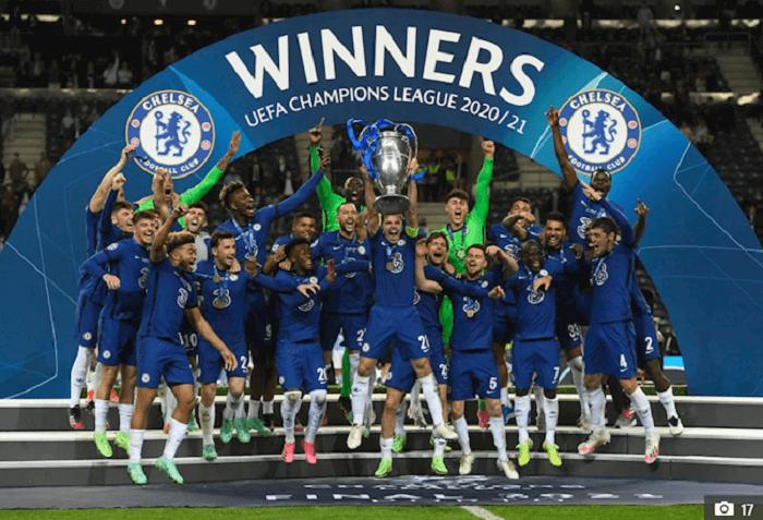 Chelsea đăng quang ngôi vô địch lần thứ 2 năm 2021