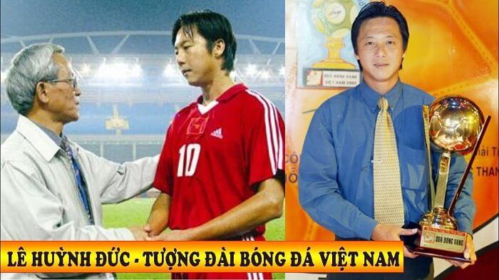 Lê Huỳnh Đức khi đang còn thi đấu đã tạo được nhiều tiếng vang lớn