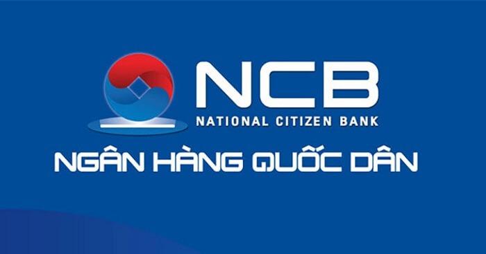 NCB là tên viết tắt của Ngân hàng Ngân hàng Thương mại Cổ phần Quốc Dân