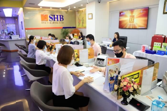 SHB) làm việc từ thứ 2 – thứ 6 và sáng thứ 7 hàng tuần