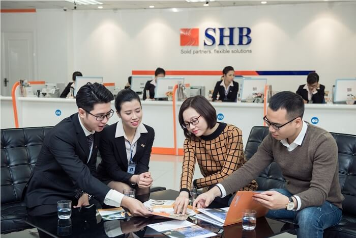 SHB được đánh giá là một ngân hàng uy tín