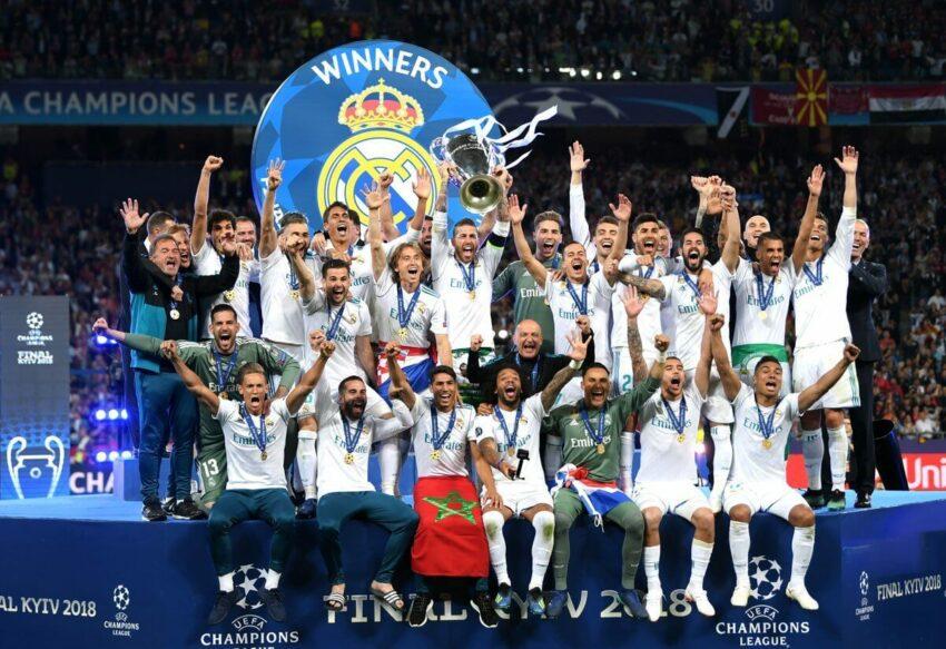 Top 11 đội bóng vô địch C1 nhiều nhất trong lịch sử giải đấu