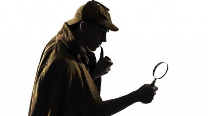 Thám tử là người chuyên điều tra các vụ việc